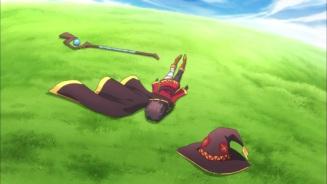 Konosuba_-_Megumin_Collapsed